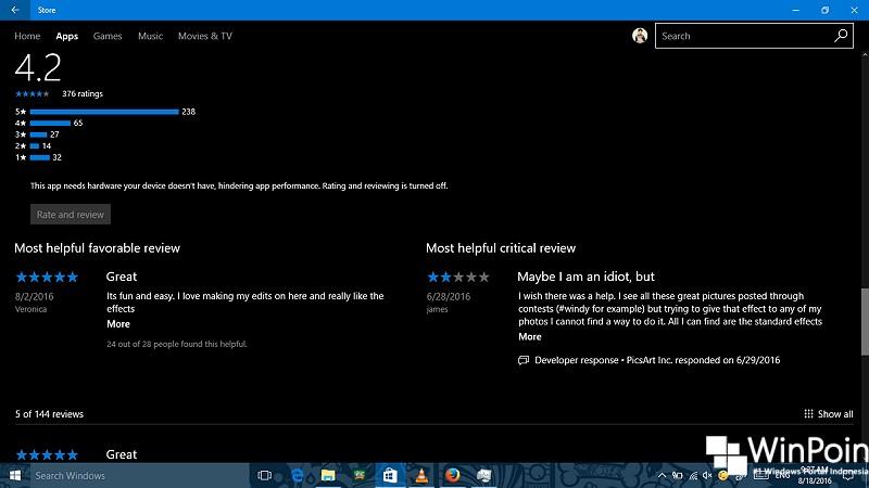 Tips Menemukan Aplikasi Terpercaya di Windows Store (7)