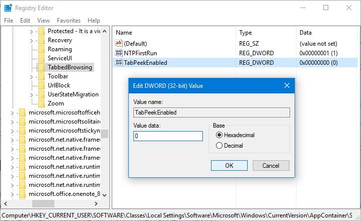 Trik Menghilangkan Tab Preview di Microsoft Edge (2)