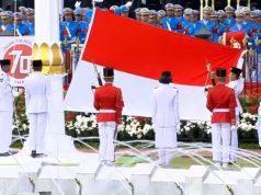 """Pertama di Indonesia: Nonton Langsung Upacara Kemerdekaan Berteknologi """"360 Derajat"""""""