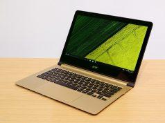 Acer Swift 7: Laptop Pertama dengan Tebal Dibawah 1cm, Tipisnya Ngalahin MacBook!