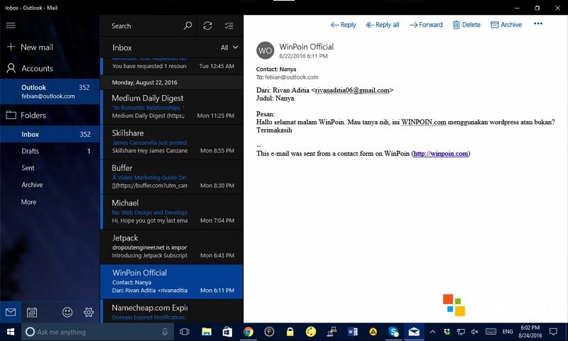 5 Aplikasi Email Client Terbaik untuk Windows