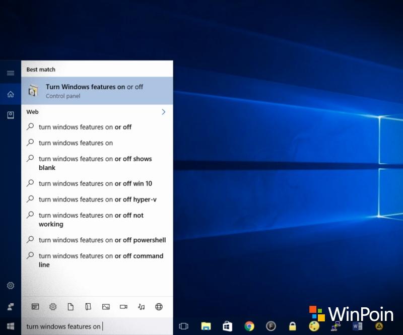 Cara Mengaktifkan Bash Ubuntu di Windows 10 Anniversary Update