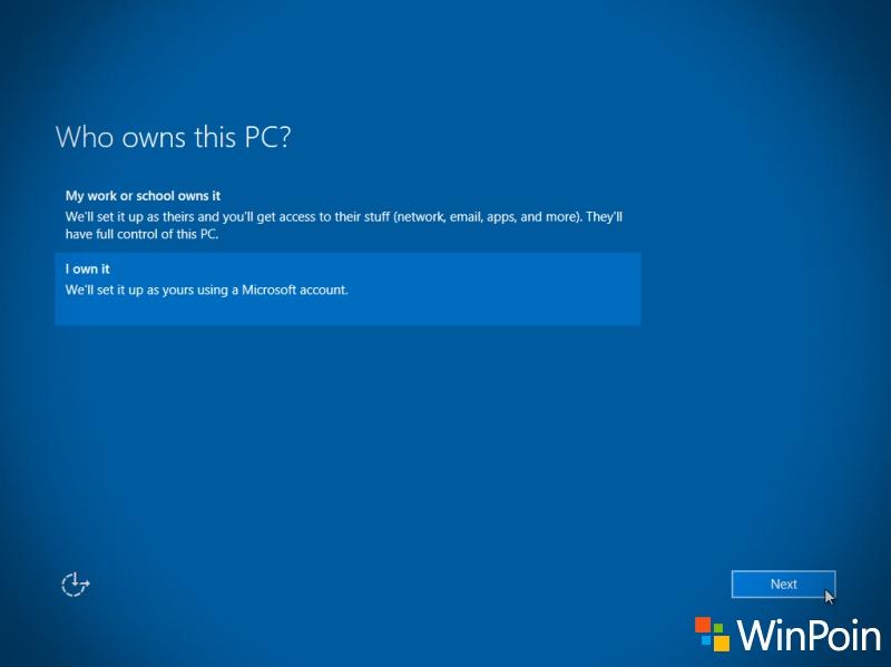 Cara Install Windows 10 Anniversary Update Melalui File ISO