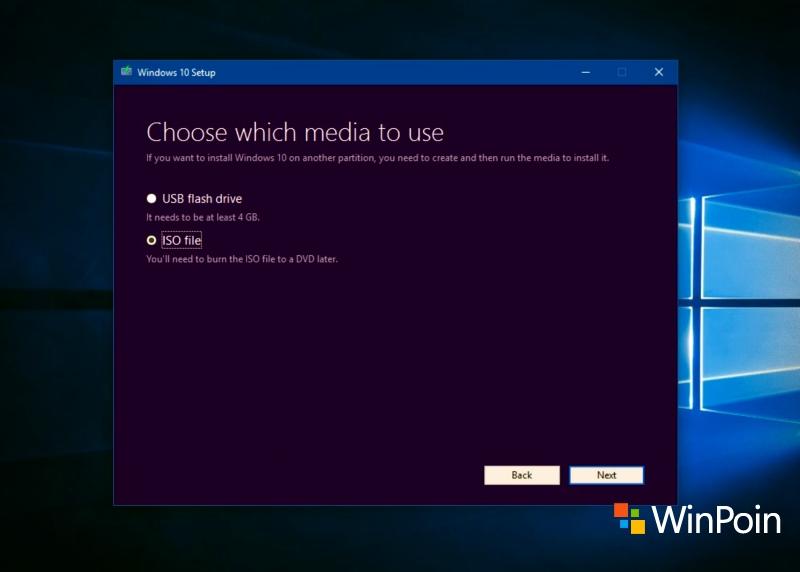 Cara Download File Iso Windows 10 Anniversary Update Via