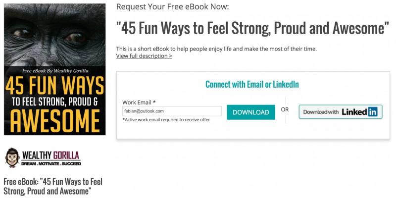 Download Ebook: 45 Cara Merasa Kuat, Bangga, dan Luar Biasa!