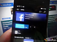 Facebook untuk Windows 10 Mobile Akhirnya Dirilis Global, Ayo Download!