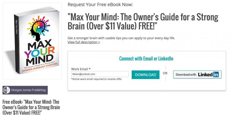 Download Ebook: Panduan Memaksimalkan Kinerja Otak (Senilai 144 ribu, Gratis!)