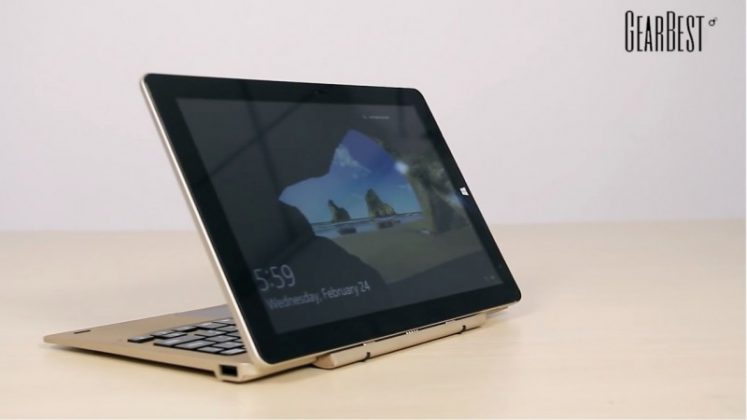 Onda Obook10: Tablet Hybrid Dual Boot Windows 10 + Remix OS