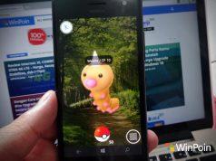 Cara Install Pokemon Go (Third Party) di Windows 10 Mobile