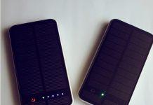 Tidak Lagi Kehabisan Baterai Smartphone dengan Power Bank Solar Charger