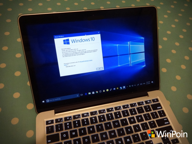 Cara Upgrade ke Windows 10 Anniversary Update Menggunakan File ISO