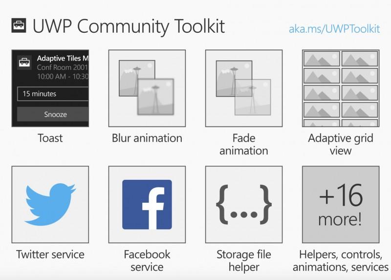 Microsoft Merilis UWP Community Toolkit untuk Developer