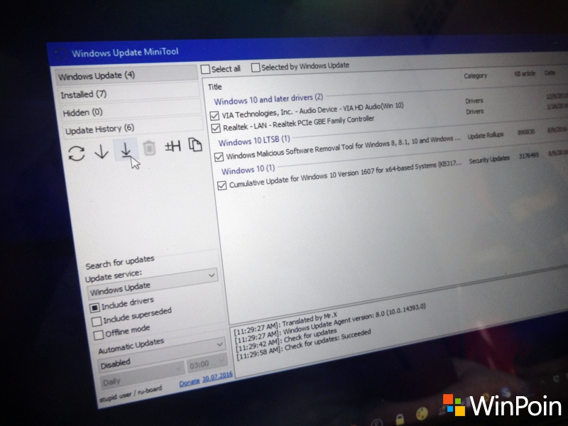 Mudahnya Download / Install Update Windows 10 dengan Windows Update MiniTool