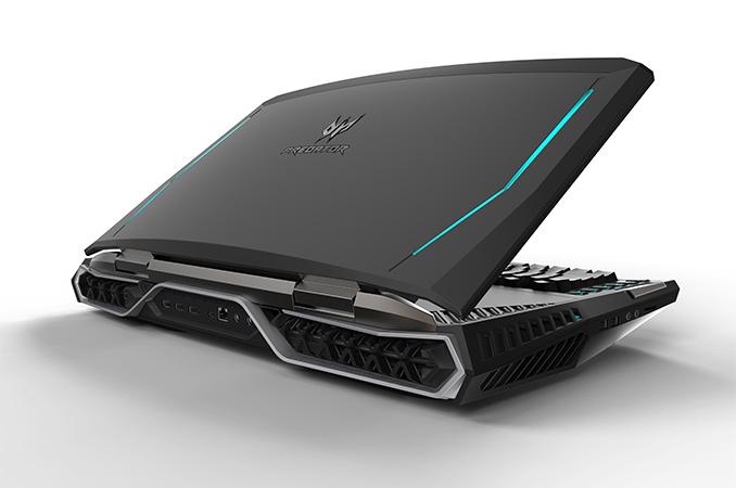 Acer Predator X21: Laptop Pertama dengan Curved Screen