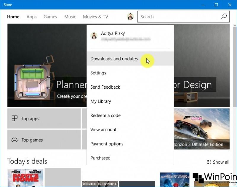 Cara Melihat Aplikasi yang Baru di Update pada Windows 10 (2)