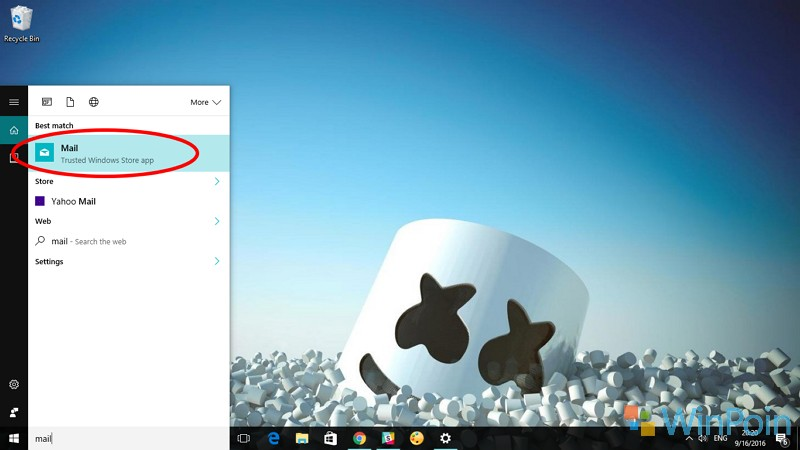 Cara agar Notifikasi Email tak Muncul di Action Center Windows 10