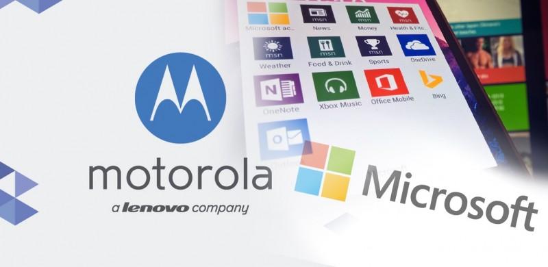 motorola-microsoft