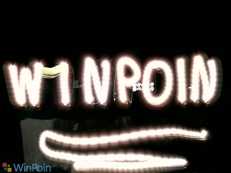 Fitur Light Painting di ProShot UWP Sudah Dapat Kamu Gunakan