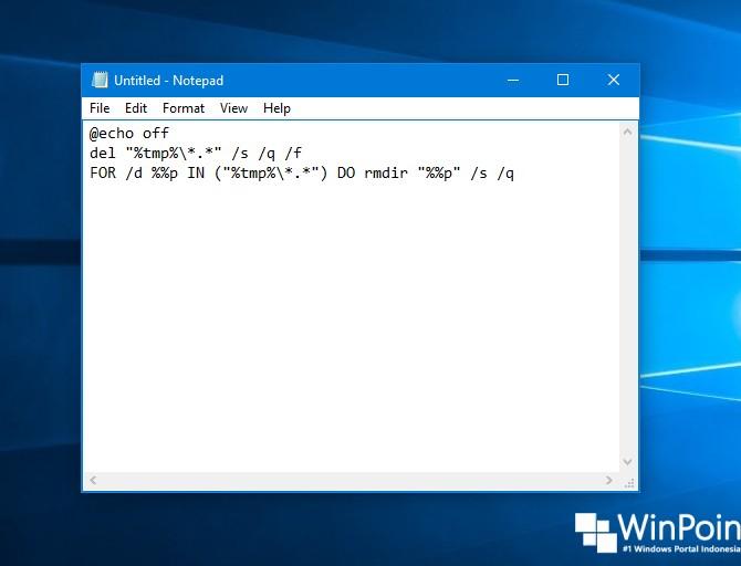Trik Menghapus File Temporary secara Otomatis di Windows 10 (1)