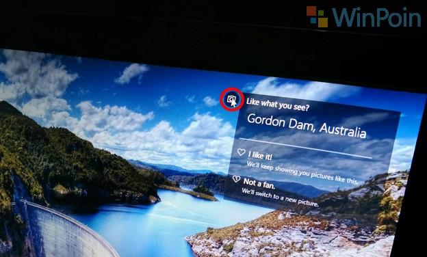 Cara Mudah Mengetahui Lokasi Windows Spotlight