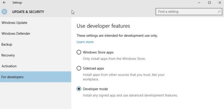 Apa Itu Windows Developer Mode dan Bagaimana Cara Mengaktifkannya?