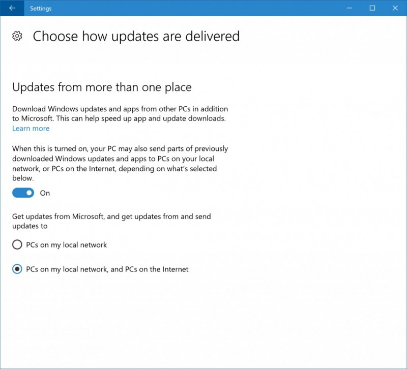 Windows 10 Build 14915 (PC dan Mobile) Sudah Tersedia untuk Insider Fast Ring