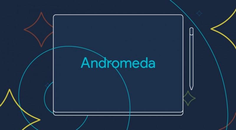 Google Menyiapkan Laptop dengan OS Andromeda untuk Bersaing dengan Windows?