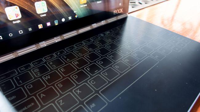 Tablet PC Revolusioner: Lenovo Yoga Book dengan Touch Keyboard Futuristik
