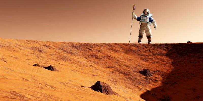 Kamu Bisa Merasakan Berada di Mars dengan HoloLens