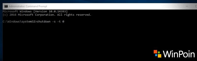 Cara Mematikan Windows Tanpa Menginstall Update