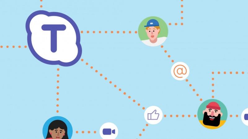 Microsoft Skype Teams Segera Dirilis untuk Bersaing dengan Slack