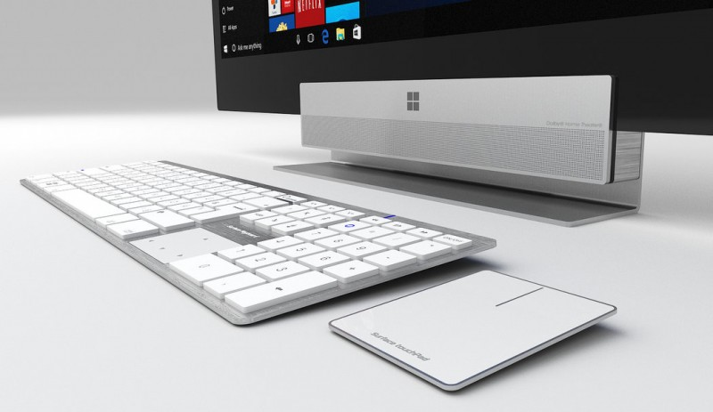 Surface All-in-One Meluncur di Oktober?