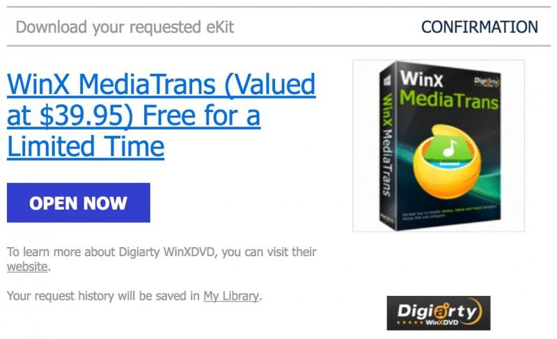 Dapatkan Lisensi WinX Media Trans Senilai $39.95, Gratis! (Giveaway)