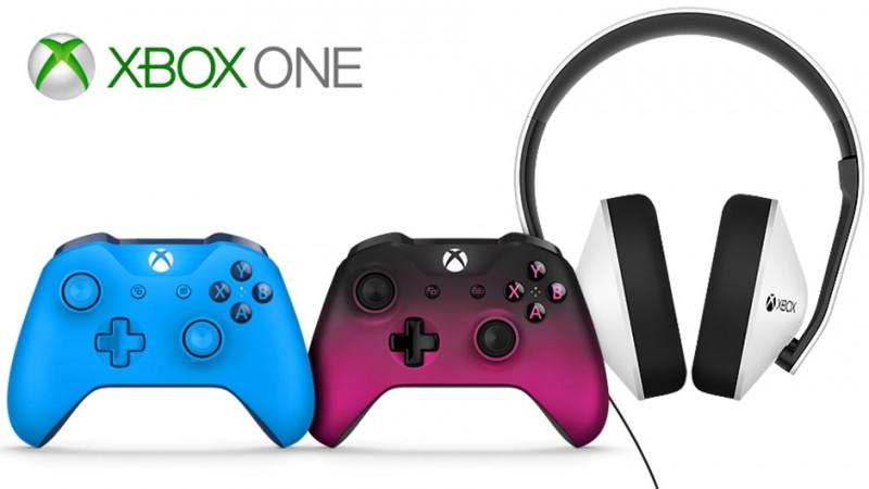 Keren! Microsoft Merilis Controller & Headset Xbox One S Edisi Spesial