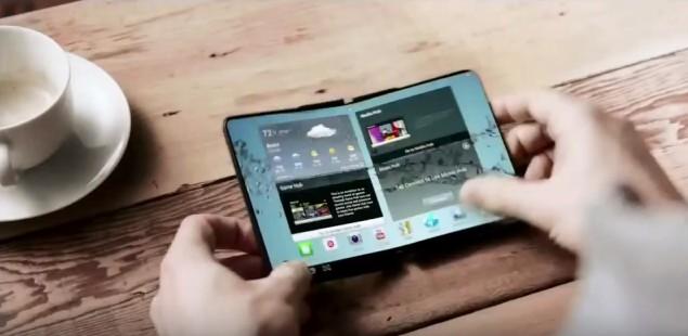 Panasonic Memperkenalkan Baterai Fleksibel