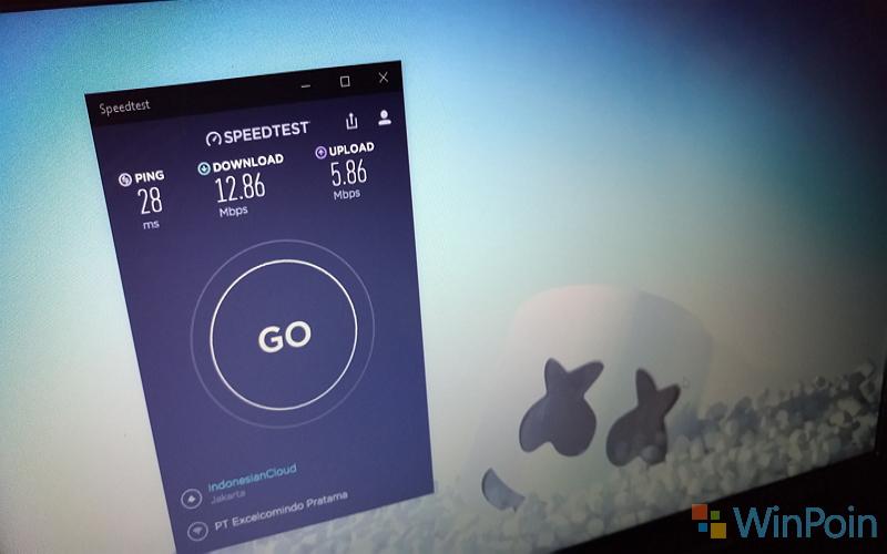 Ookla Merilis Aplikasi Speedtest untuk Windows 10