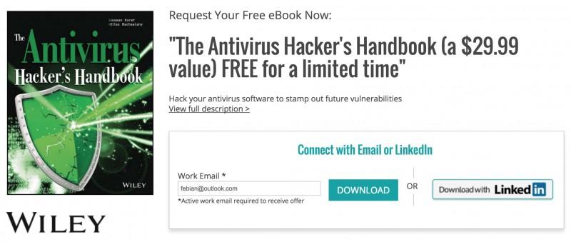 """HOT: Download Ebook """"Antivirus Hacker"""" Senilai 390rb, Gratis!"""