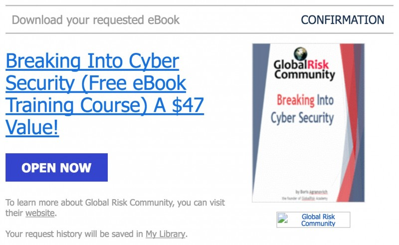 Download Ebook: Membedah Cyber Security (Senilai $47, Gratis!)