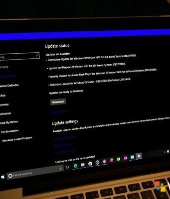 Kumulatif Update Windows 10 PC Build 14393.351 Dirilis ke Publik (Non-Insider)