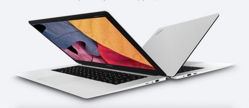 Chuwi LapBook Windows 10: Replika MacBook Air Seharga 3.1 Jutaan