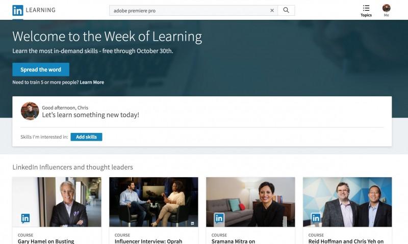 5000+ Video Tutorial Bisa Kamu Akses Gratis di LinkedIn Learning (Lynda)