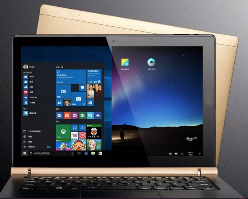 Onda oBook 20 Plus: Tablet Windows 10 + Remix OS Seharga 2.3 Jutaan