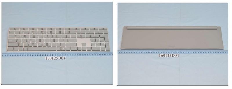 Surface Keybard FCC