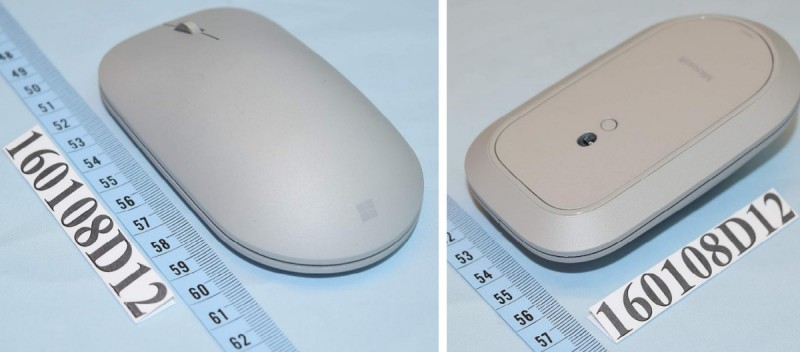Surface Mouse FCC