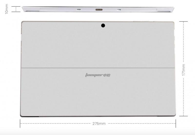 Surface 3 Clone: Jumper EZpad 5SE Dirilis dengan Harga 2.4 Juta Rupiah