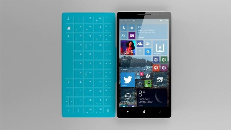Kabar Terbaru: Surface Phone Mungkin Baru Dirilis Akhir 2017 atau Bahkan 2018