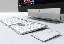 Spekulasi: Microsoft Surface All-in-One Bakal Dinamakan Surface Studio