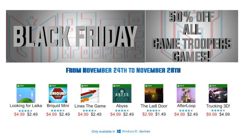 Ayo Cek Windows Store, Beberapa Game Premium dari Game Troopers Mendapat Diskon!