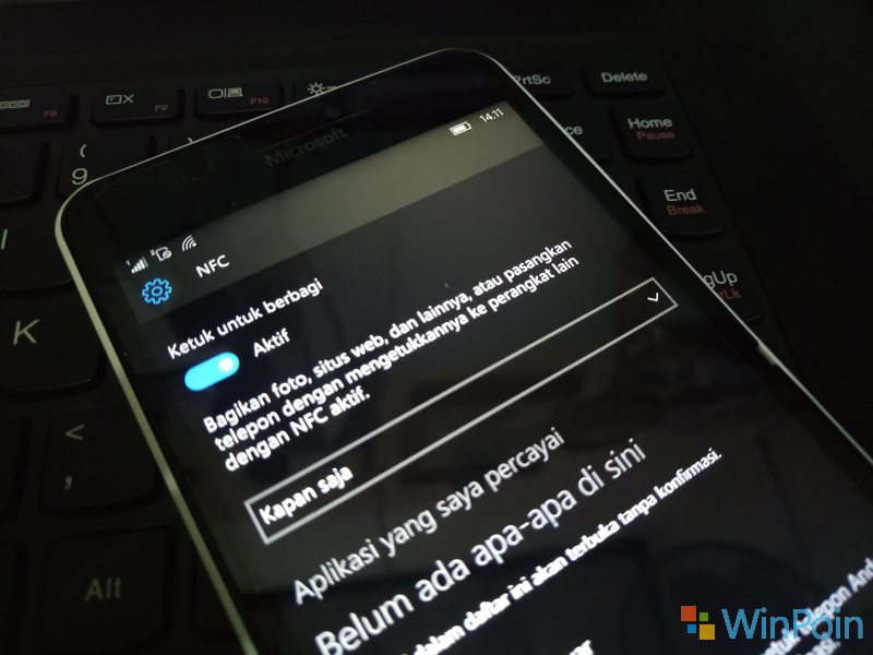Menghemat Baterai Windows 10 Mobile - Tips #1