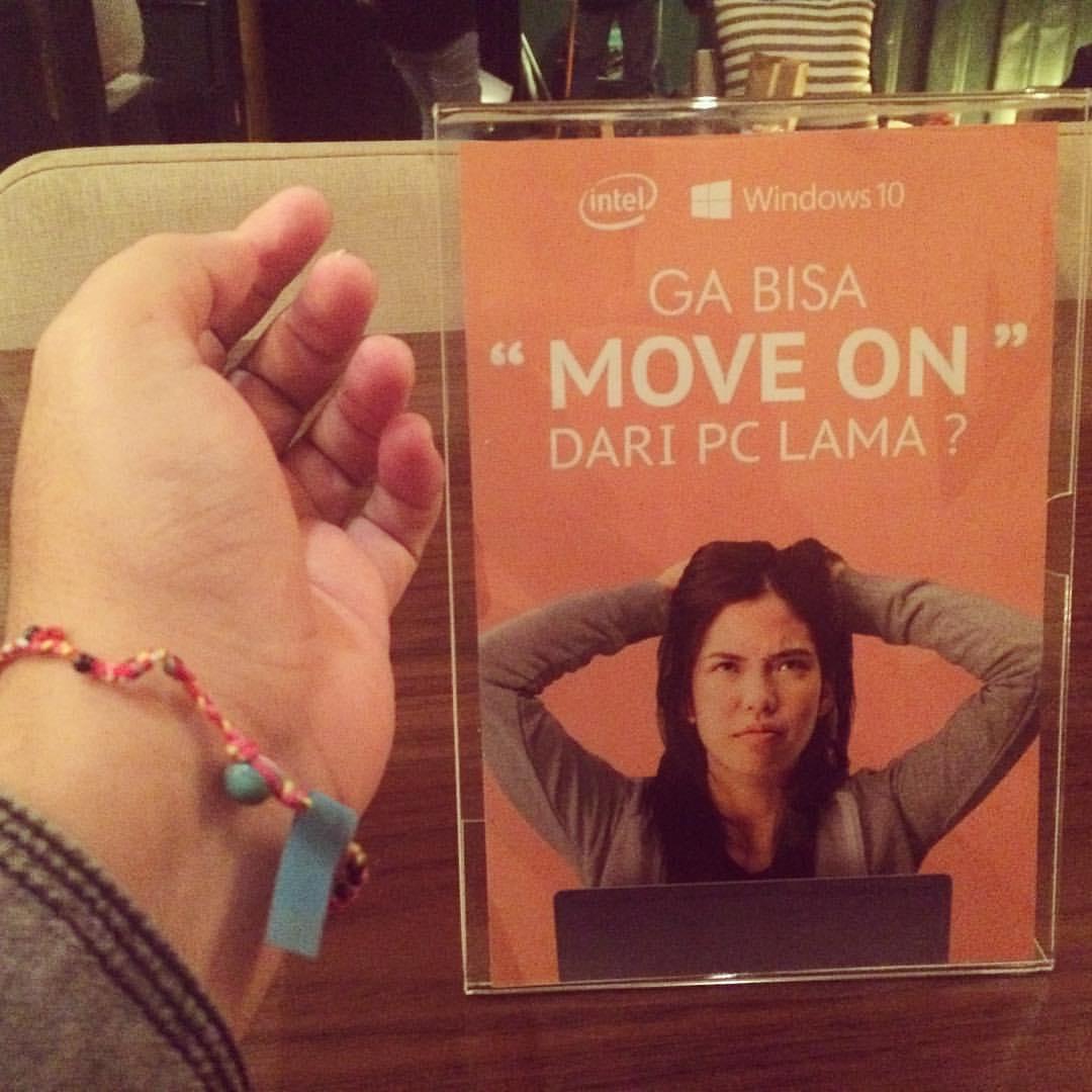 Saatnya Move On dan Mencari yang Baru..?? #PCKesayangan